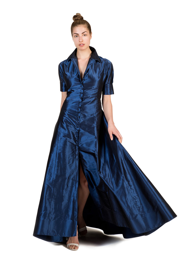 NINA SHIRT GOWN - DEE HUTTON